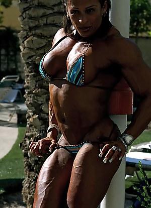 Hot MILF Bodybuilder Porn Pictures